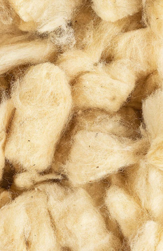 Сливер мериносовый резанный