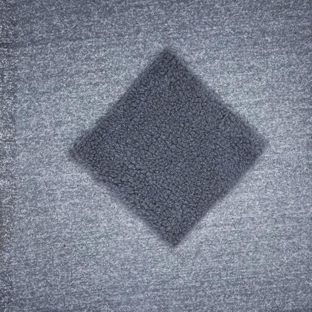 Мех W138 Темно-серый