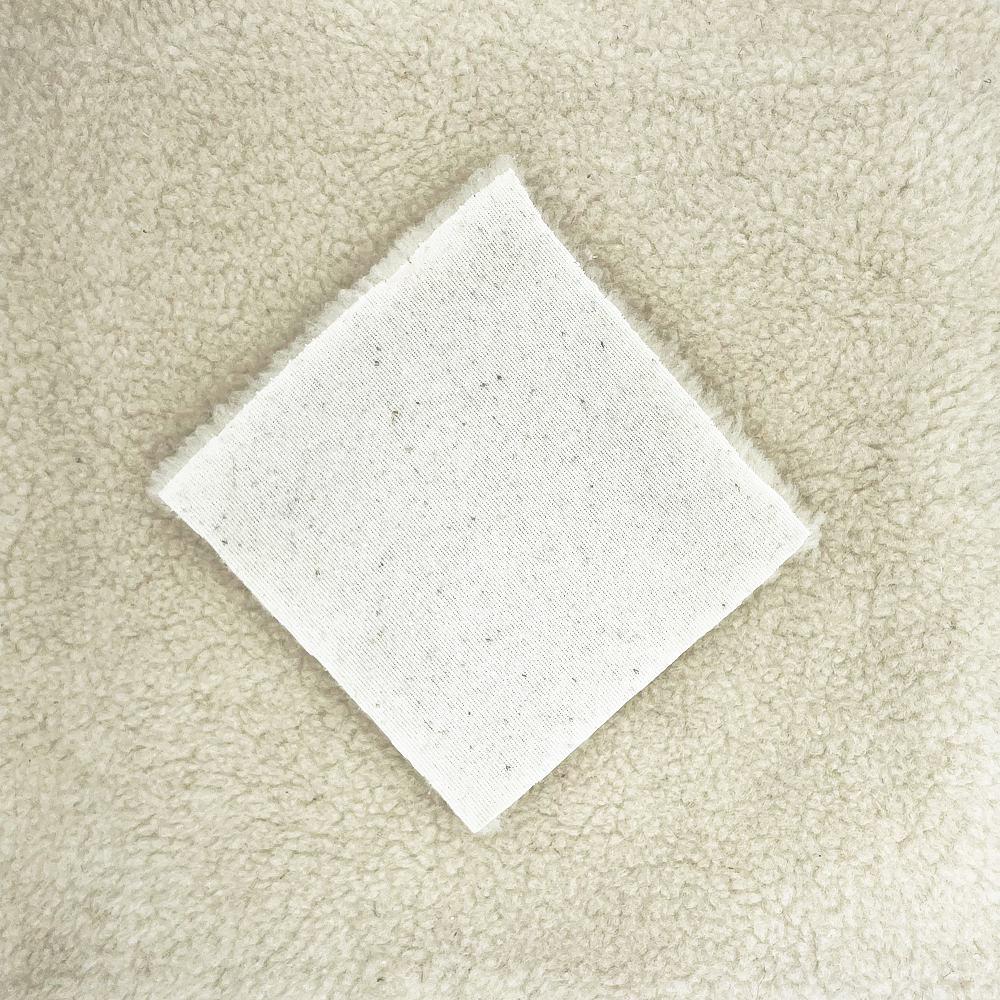 Мех W139 Натурально белый