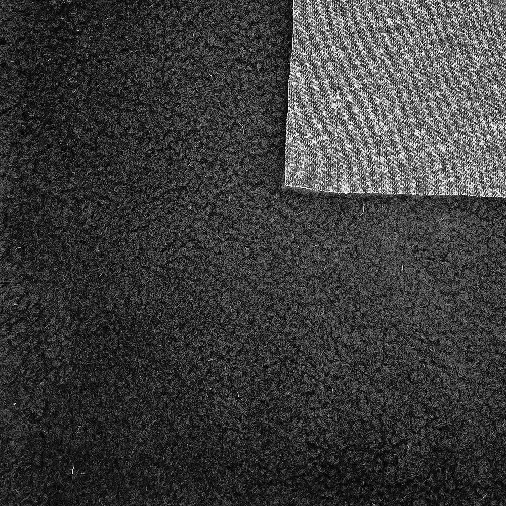 Мех Н157 Черный